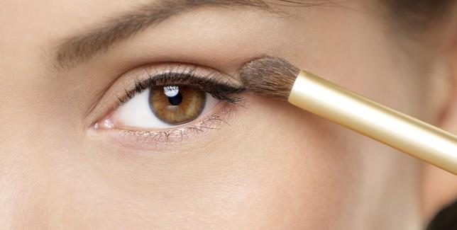 Strahlendes Makeup