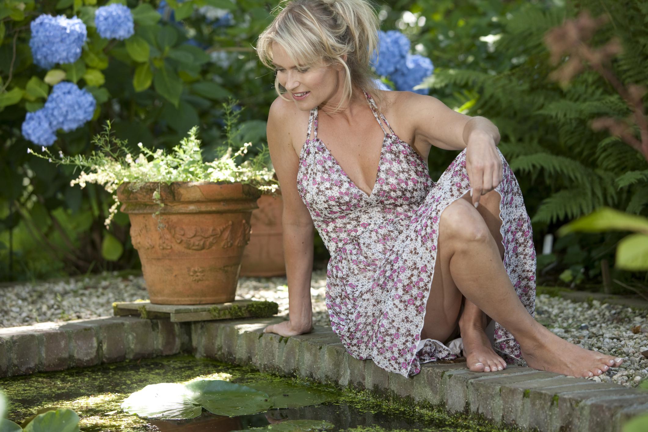 Feminine Kleider für den Sommer 2014