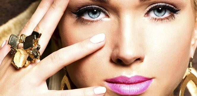 Wasserfestes Makeup