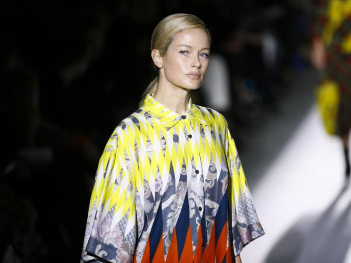 100. Show von Dries Van Noten